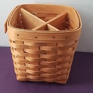 2002 Large Silverware Basket w/dividers